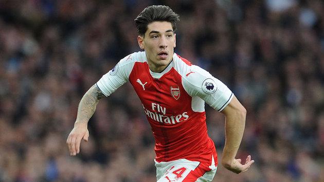 Arsenal standout Hector Bellerin