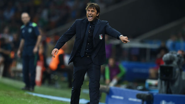 Conte's Italy Exceeding Expectations