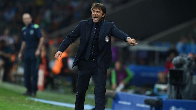 antonio conte coach of italy