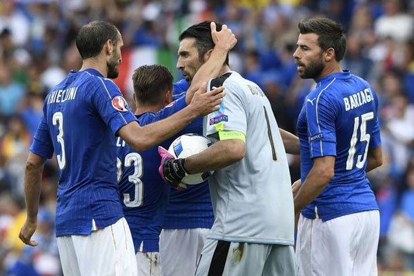 Former Champions Clash: Euro 2016 Knockout Round Preview (Part 2)
