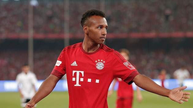 Julian Green Moves On from Bayern