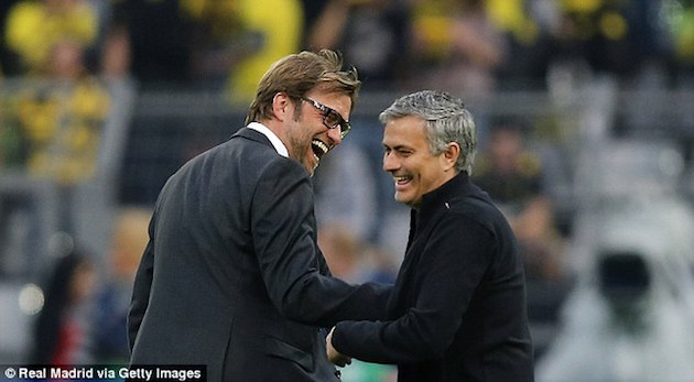 Mourinho and Klopp Meet in Key Early Season Clash