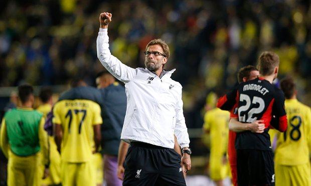 Klopp Leads Liverpool into Europa League Final vs. Sevilla
