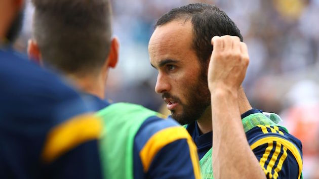 Landon Donovan rejoins LA Galaxy from retirement