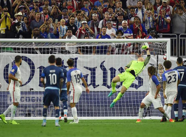 Messi, Argentina Put on Clinic in 4-0 Demolition of U.S.