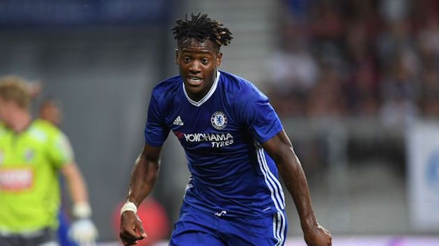 On the Spot: Michy Batshuayi