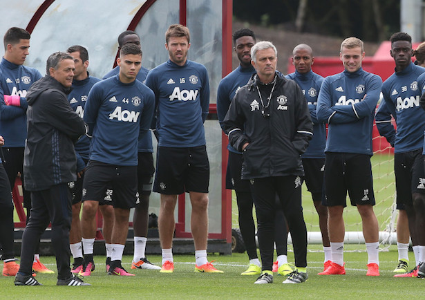 New Look United Take On Leicester in Community Shield