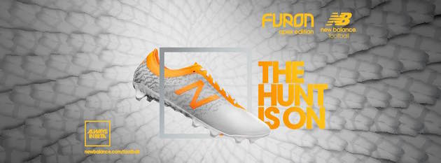 New Balance Furon Apex graphic