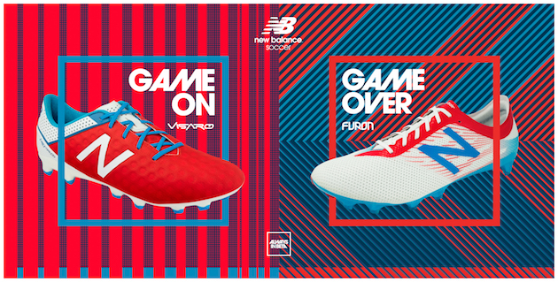 New Balance Visaro and Furon