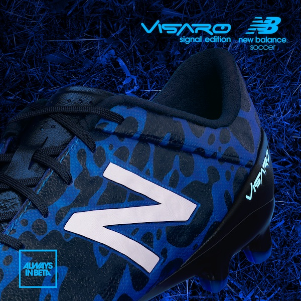 Limited edition New Balance Visaro Signal