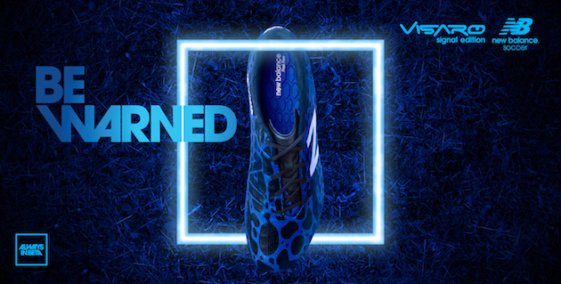 New Balance Reveals Limited Edition Visaro Signal
