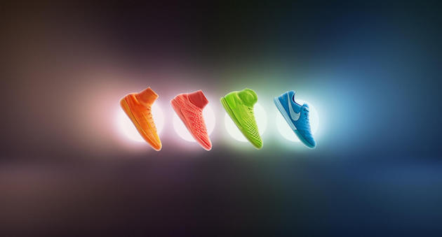 Nike SCCRX Floodlight Glow Pack Gets Highlighter Bright
