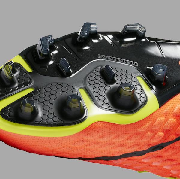 Nike Hypervenom III soleplate