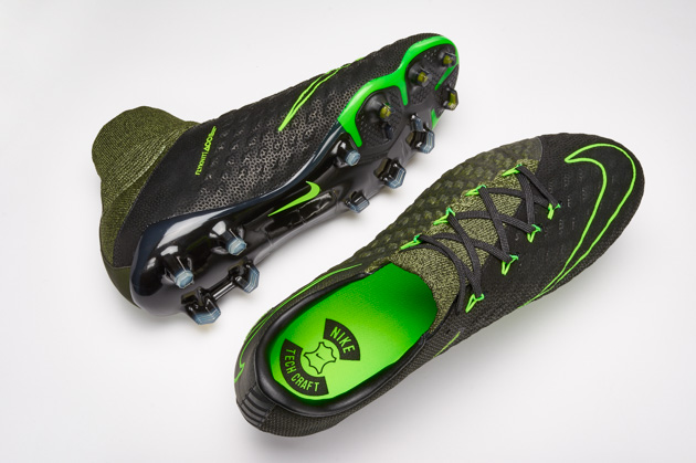 Low-cut and high-cut Nike Hypervenom Phantom III Tech Craft