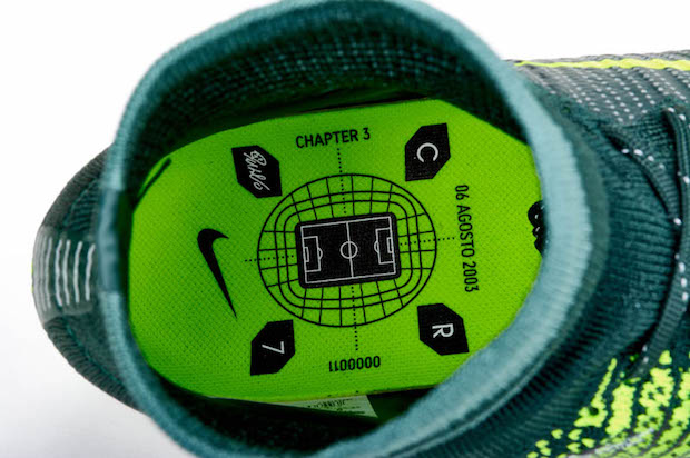 Inside the Nike Superfly CR7 Chapter 3