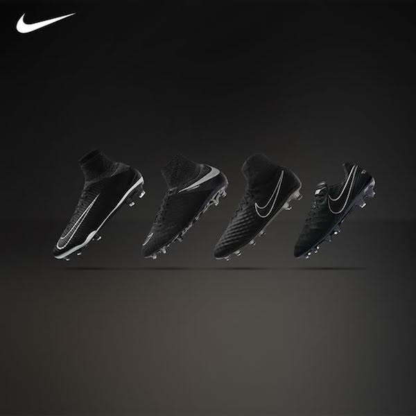 Nike Returns to Tech Craft in Stunning Black and Silver