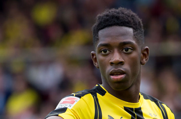 On the Spot: Ousmane Dembélé