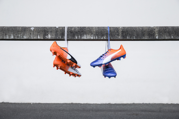 Puma evoSPEED and evoPOWER