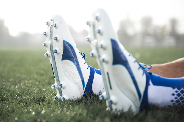 Puma evoTOUCH on field