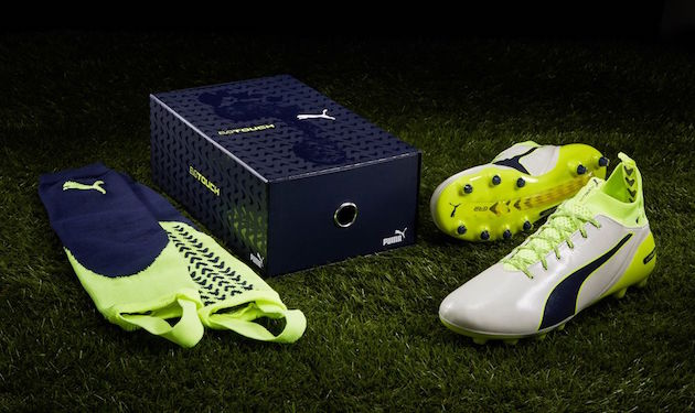 Puma evoTOUCH Pro Special Edition with box