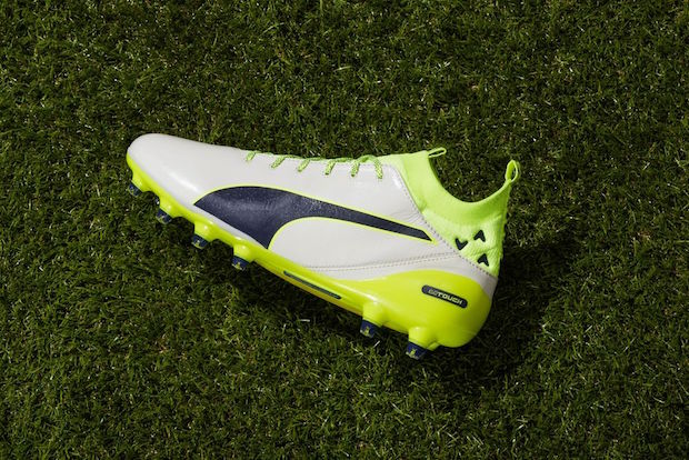 Puma evoTOUCH soccer cleats