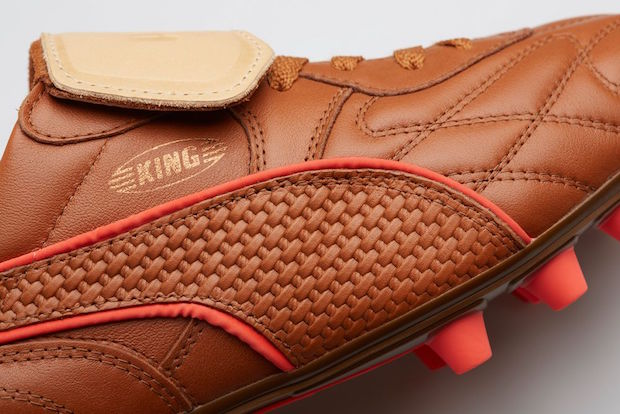 Puma King Made In Italy closeup