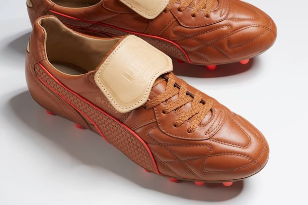 Brown Puma King Made In Italy
