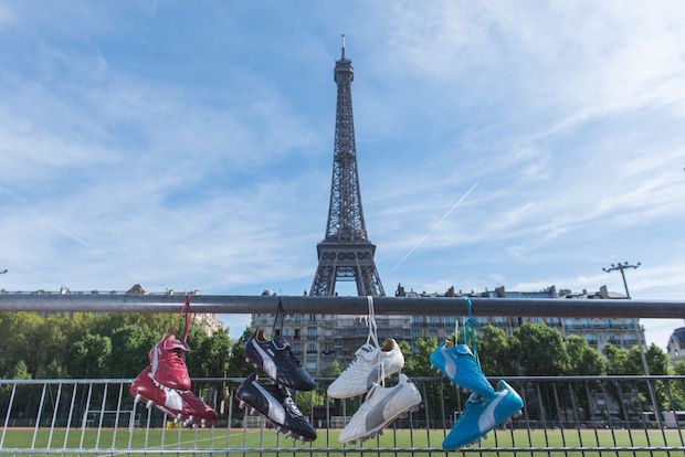 Puma Releases Four French-Themed Puma King Colors