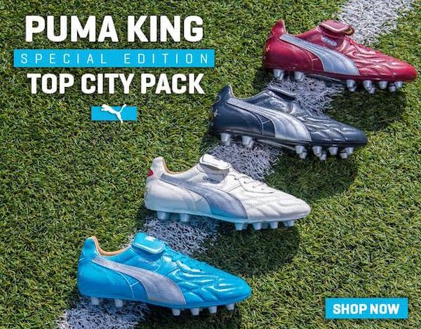puma king city pack