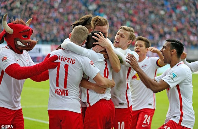 RB Leipzig Leading a Bundesliga Shakeup