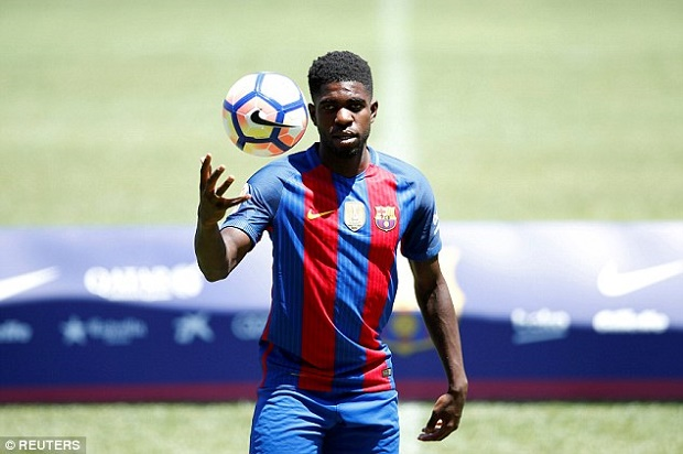 On the Spot: Samuel Umtiti