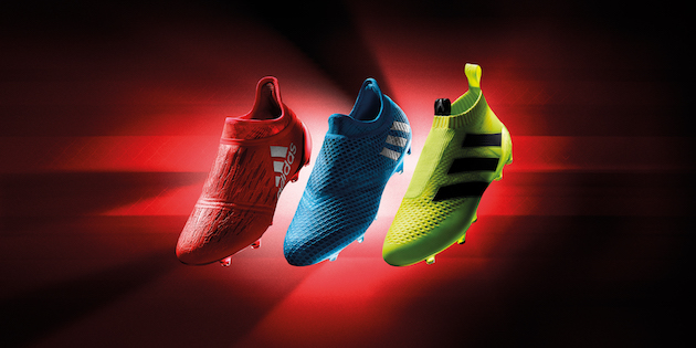 adidas Releases Vibrant Speed of Light Pack