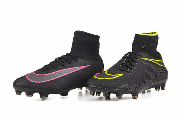 Turn Off the Lights: Nike Goes Pitch Dark