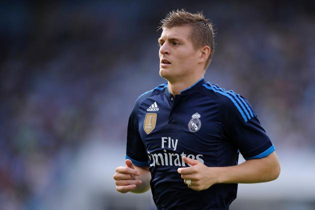 On the Spot: Toni Kroos