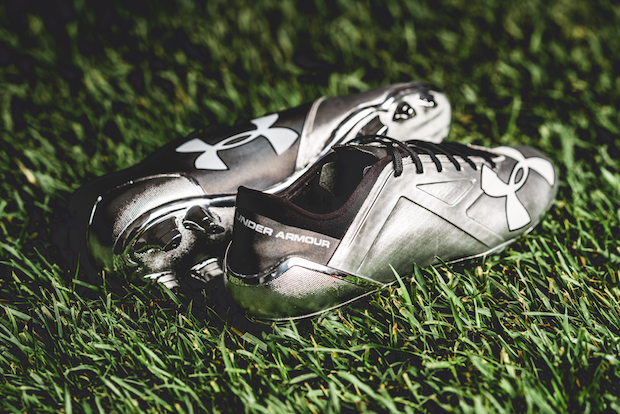 UA Spotlight 20th Anniversary in Metallic