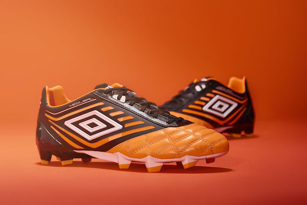 Umbro Launches Orange Pop Collection