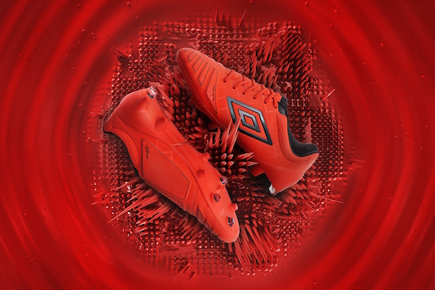 Umbro Raises the Threat Level to Code Red