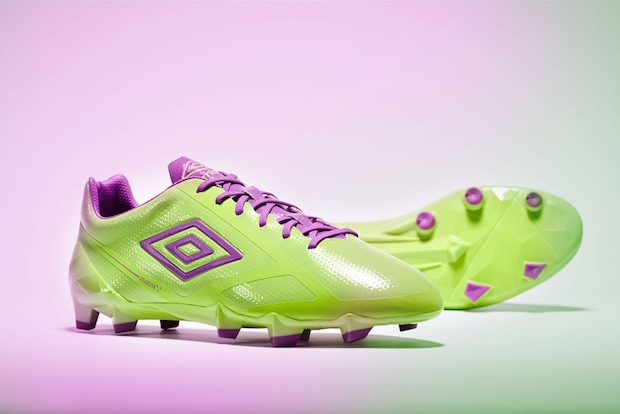 "Umbro Stealing the ""Lime""light with New Colorways"