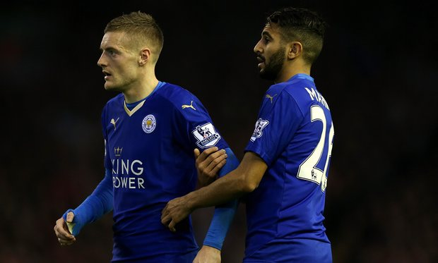 Vardy, Mahrez Host Arsenal As Both Teams Look for First Win