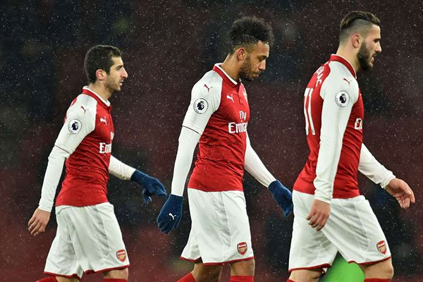 The Problem With Arsenal