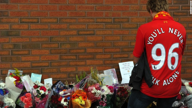 Justice Finally Served for Liverpool's 96