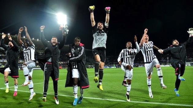 Juventus Claim 5th Successive Scudetto