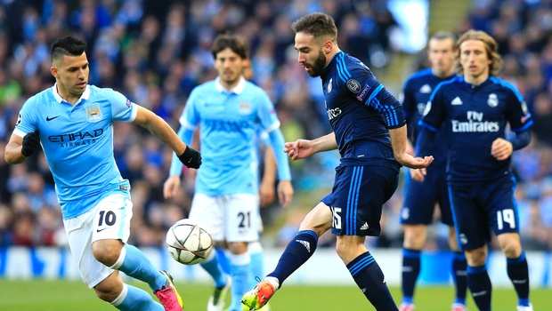 City and Madrid Draw Blanks in First Leg