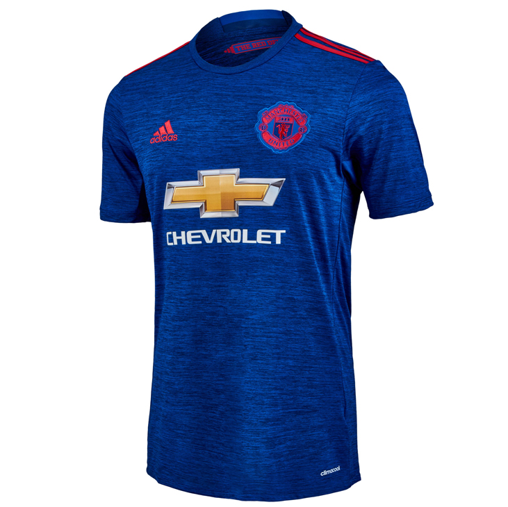 2016-17 Manchester United Away Jersey