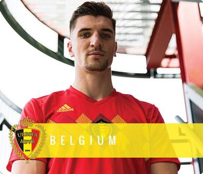 Belgium Soccer Jerseys
