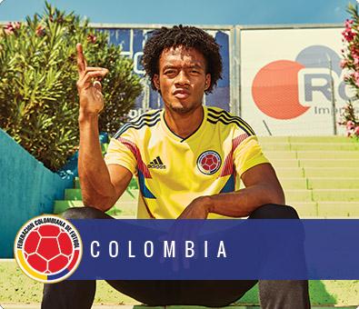 Colombia Soccer Jerseys