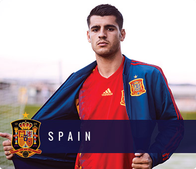 Spain Soccer Jerseys