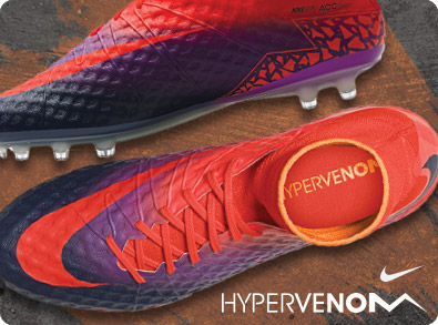 Nike Hypervenom Phantom II Soccer Shoes