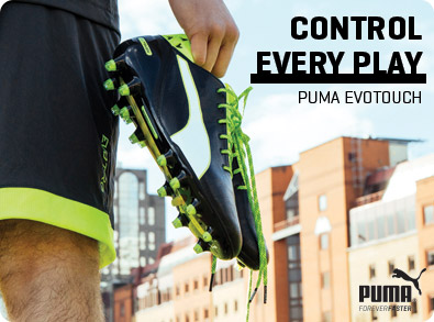 Puma evoTOUCH Soccer Shoes