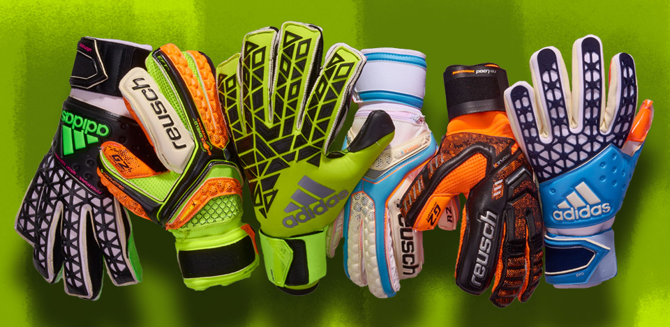 Great deals on keeper gloves